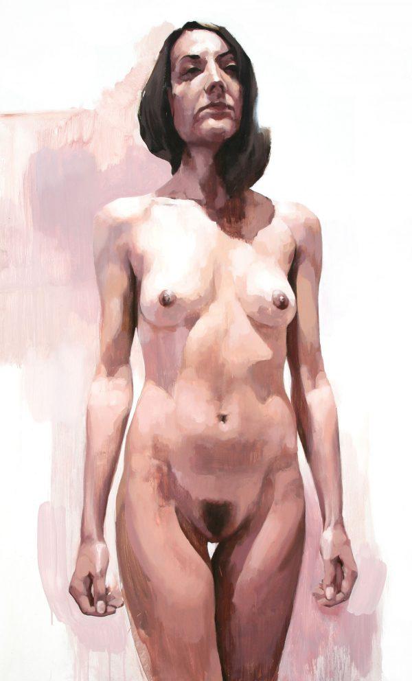 180 x 110 / oil on wood / 2012
